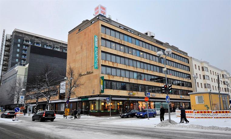 Forenom Aparthotel Oulu Uusikatu - dream vacation