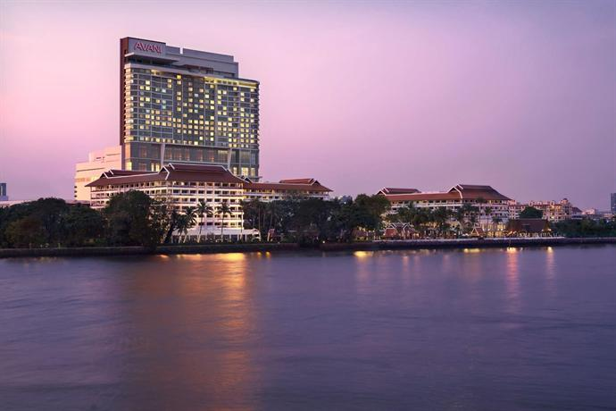 AVANI Riverside Bangkok Hotel - dream vacation
