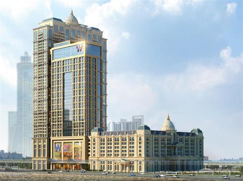 Habtoor Palace Dubai LXR Hotels & Resorts 이미지