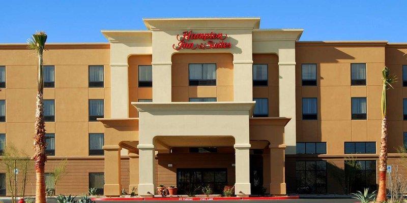 Hampton Inn & Suites Las Vegas Airport - dream vacation