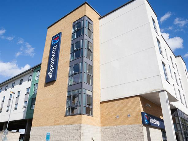 Travelodge Central Hotel Hatfield England - dream vacation