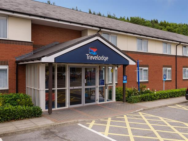 Travelodge Wakefield Woolley Edge M1 Southbound - dream vacation