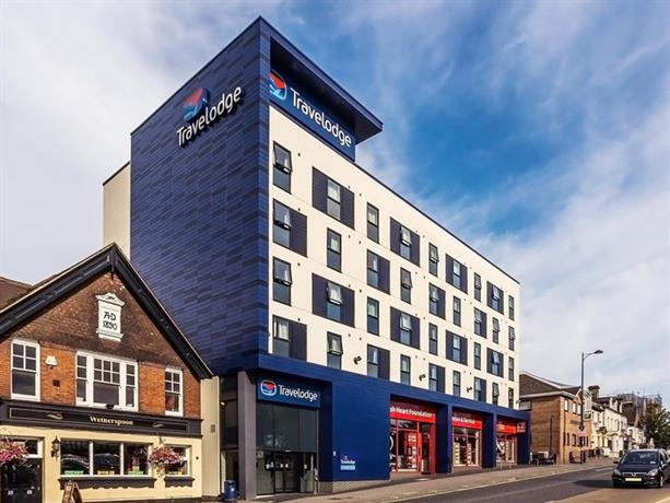 Travelodge Eastleigh Central - dream vacation