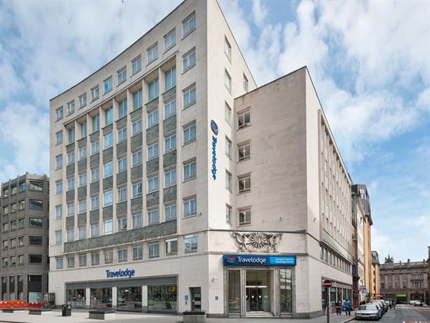 Travelodge Liverpool Central Exchange Street Hotel - dream vacation