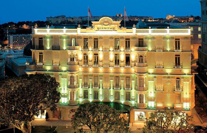 Hotel Hermitage Monte-Carlo - dream vacation