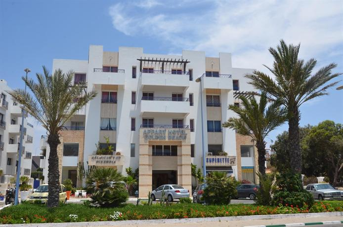 Golden Beach Appart Hotel Agadir - dream vacation