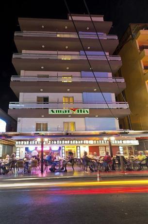 Amaryllis Hotel Rhodes - dream vacation