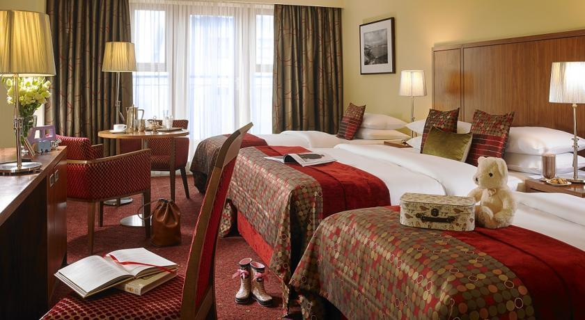 The Rose Hotel Tralee - dream vacation