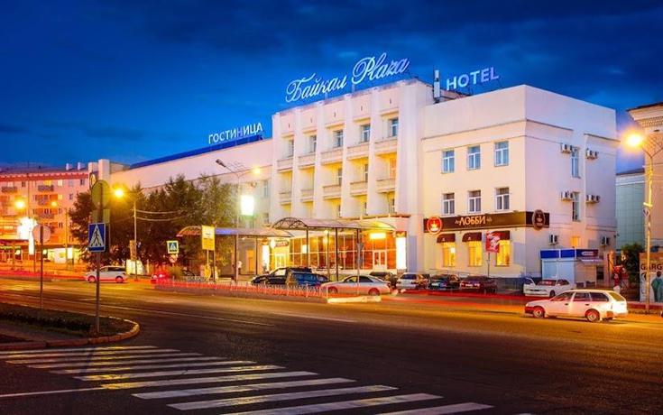 贝加尔湖广场酒店