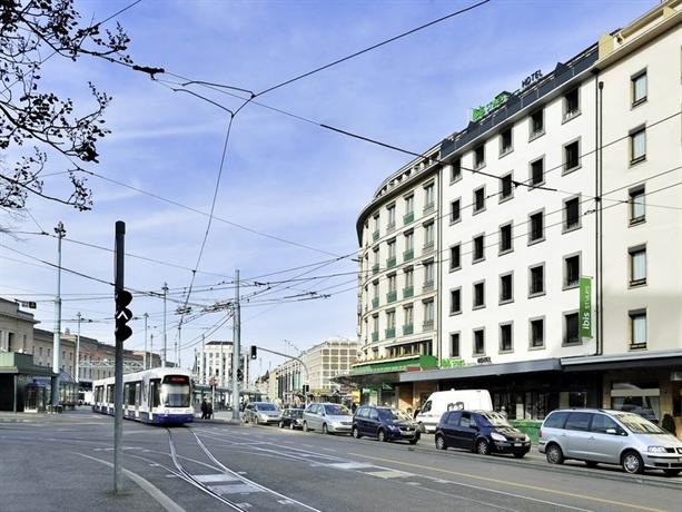 Ibis Styles Geneve Gare - dream vacation