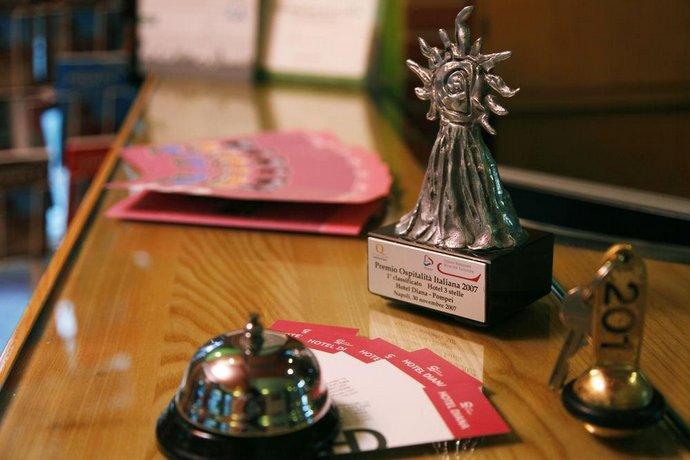Hotel Diana Pompei - dream vacation