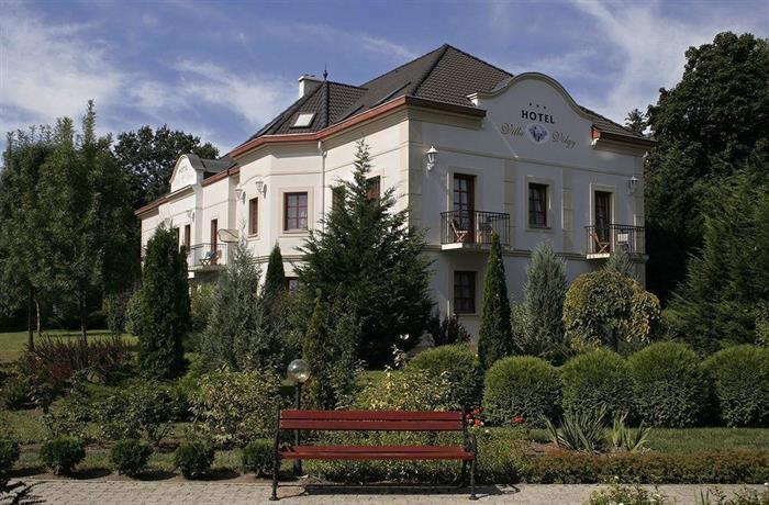 Hotel Villa Volgy Wellness & Konferencia - dream vacation