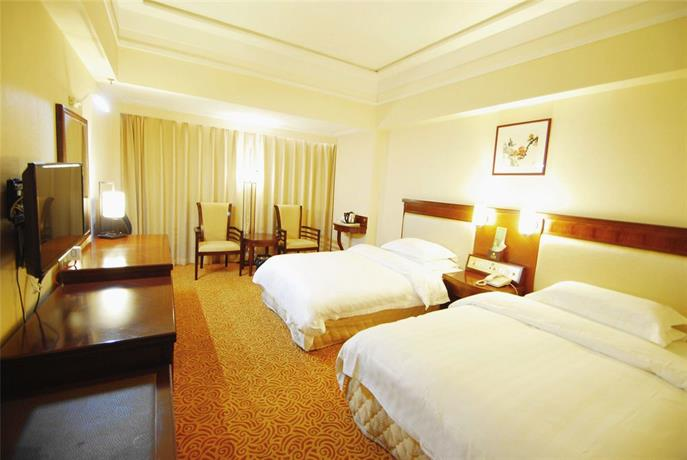Overseas Chinese Friendship Hotel - dream vacation