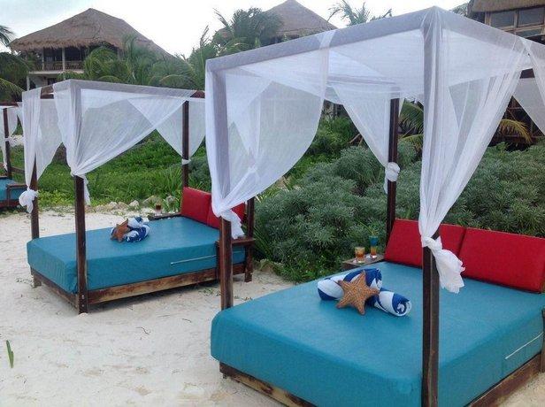 Los Lirios Cabanas Hotel Tulum - dream vacation
