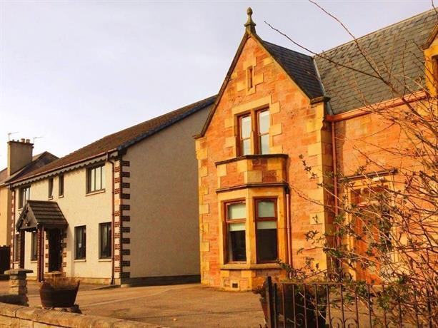 Alban Guest House Inverness - dream vacation