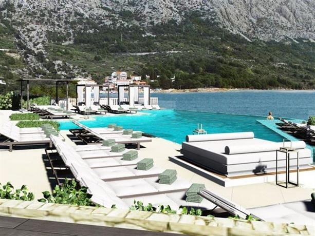 Hotel Sensimar Makarska