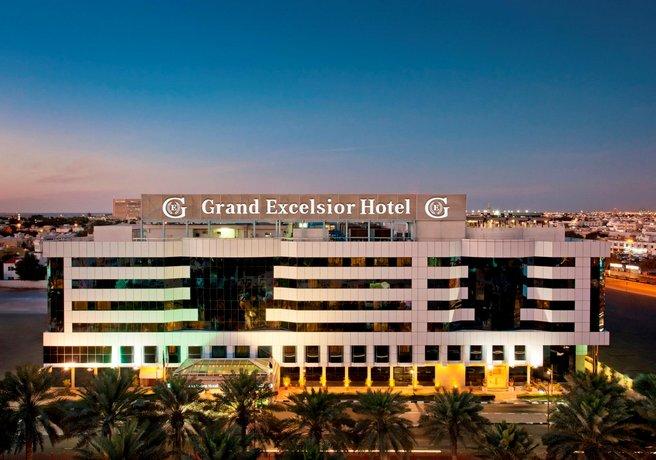 Grand Excelsior Hotel Deira 이미지