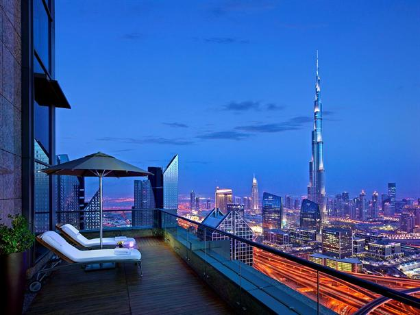 Shangri La Hotel Dubai - dream vacation