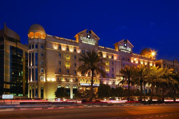 Wyndham Grand Regency Doha - dream vacation