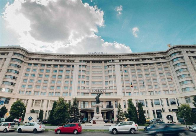 JW Marriott Bucharest Grand Hotel - dream vacation