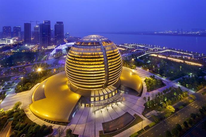 InterContinental Hangzhou - dream vacation