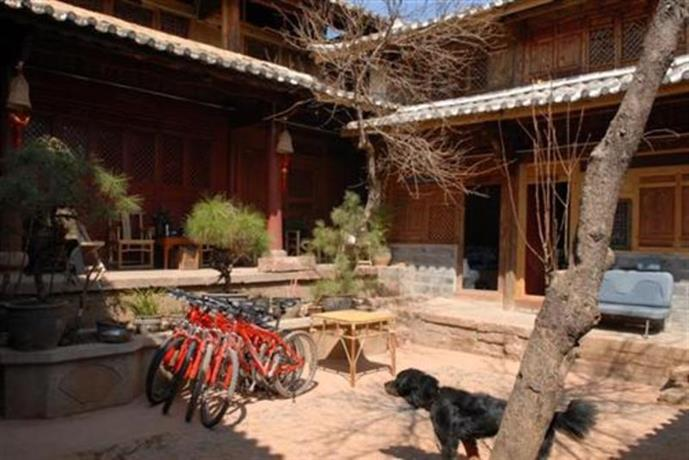Shaxi Horse Pen 46 Youth Hostel - dream vacation