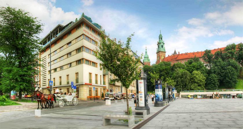 Pod Wawelem Hotel - dream vacation
