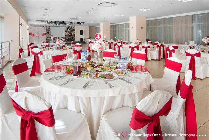 Конгресс-отель Маринс Парк Отель Нижний Новгород