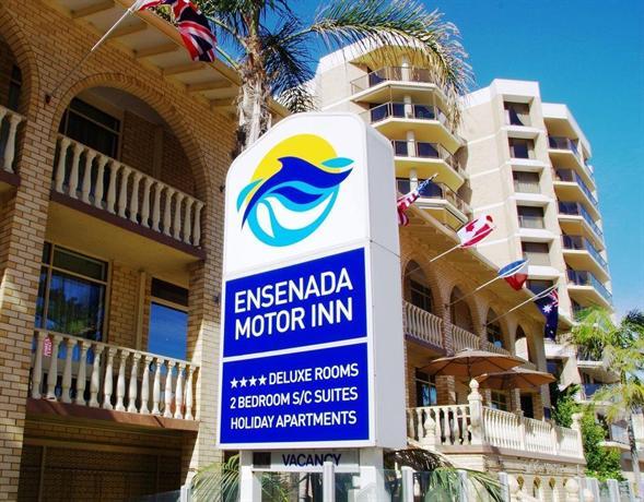 Photo: Ensenada Motor Inn and Suites