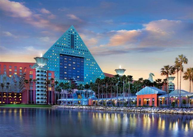 Walt Disney World Dolphin - dream vacation
