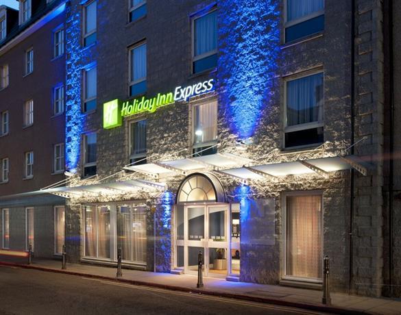 Holiday Inn Express Aberdeen City Centre - dream vacation