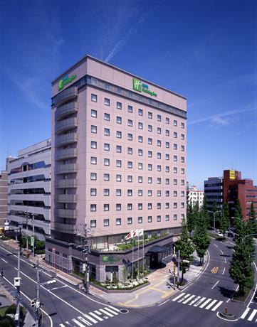 Holiday Inn ANA Sendai - dream vacation