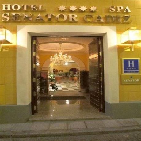 Senator Cadiz Spa Hotel - dream vacation