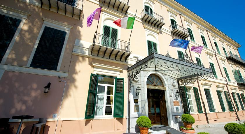Mercure Palermo Excelsior City - dream vacation