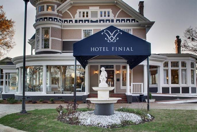 Hotel Finial - dream vacation