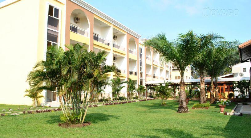 Hotel Palm Beach Pointe-Noire - dream vacation
