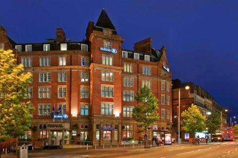 Hilton Nottingham - dream vacation