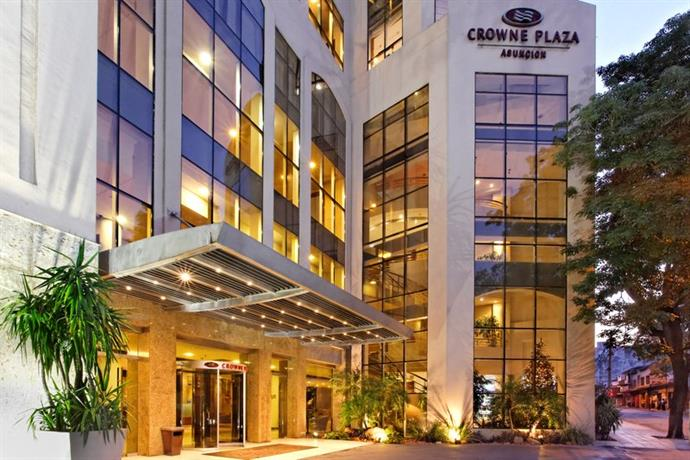 Crowne Plaza Asuncion Hotel - dream vacation