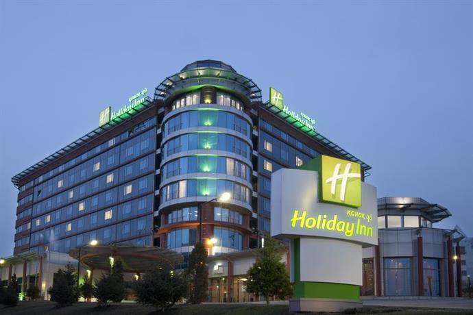 Holiday Inn Almaty - dream vacation