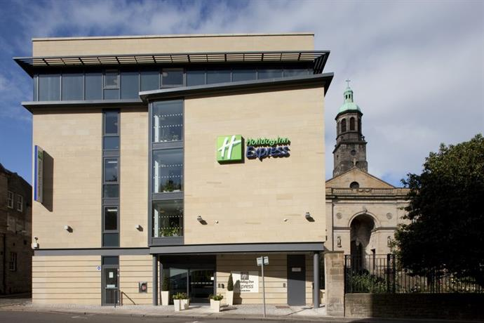 Holiday Inn Express Edinburgh - Royal Mile - dream vacation