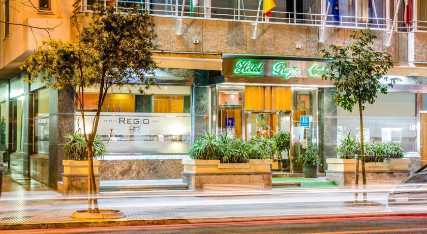 Hotel Regio Cadiz - dream vacation