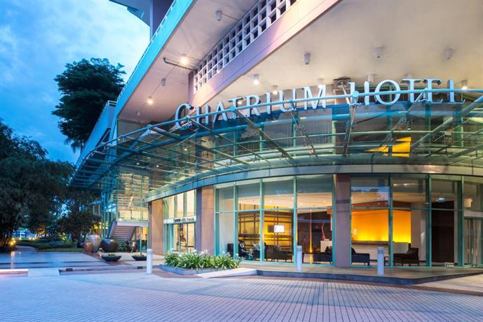 Chatrium Hotel Riverside Bangkok - dream vacation