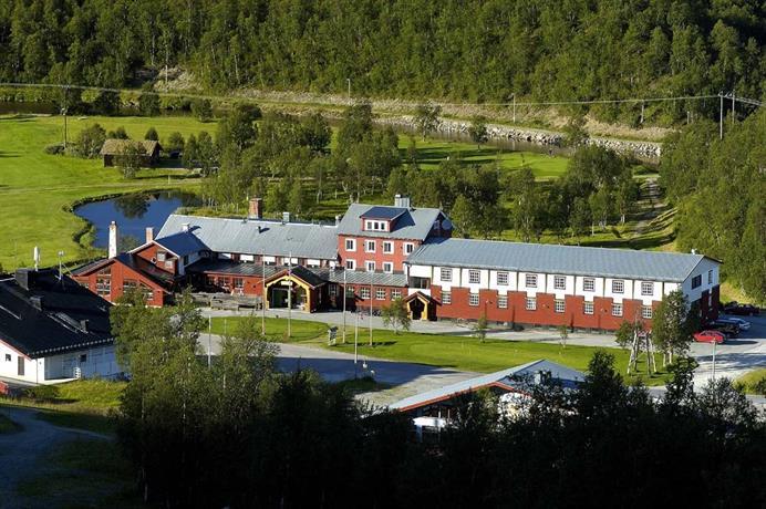 Ramundbergets Fjallgarden - dream vacation