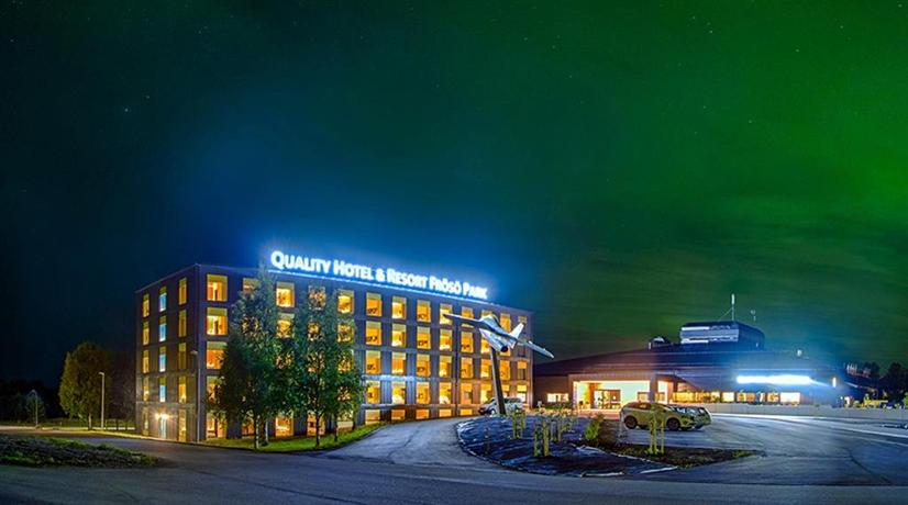 Quality Hotel Froso Park - dream vacation