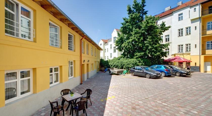 Apartment House Zizkov - dream vacation