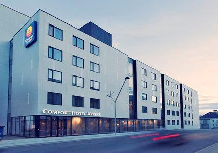 Comfort Hotel Xpress Tromso - dream vacation