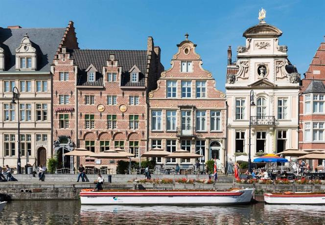 Marriott Ghent Hotel - dream vacation