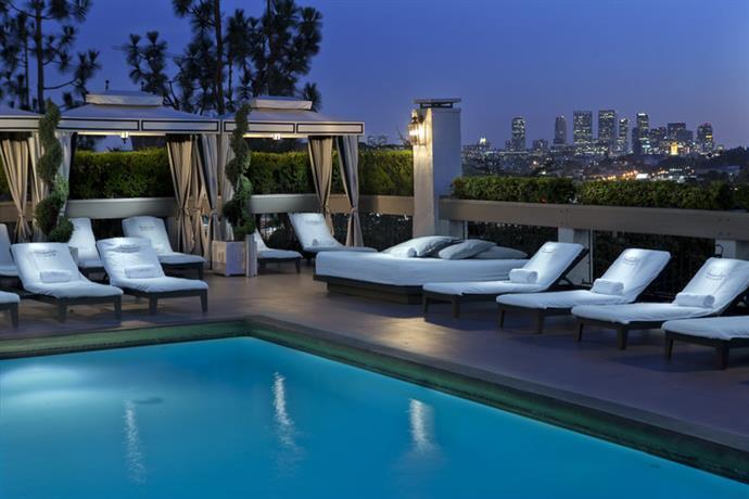 Chamberlain West Hollywood - dream vacation