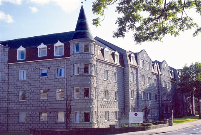 The Spires Apartments Aberdeen - dream vacation