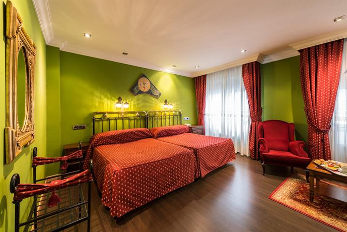 Hotel Fernan Gonzalez - dream vacation